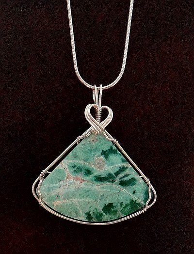 Lucin Variscite Necklace
