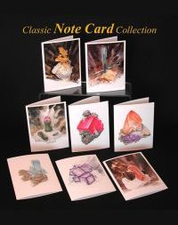 Mineral Note Cards