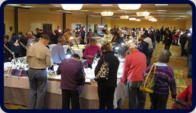So many dealers - great selection